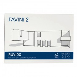BLOC DESEN D4 20 FILE 110G/MP FAVINI 2