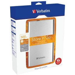VERBATIM 53021 HDD 500GB STORE N GO PORTABLE, USB3.0 (53021)