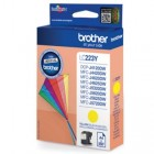 Brother LC223Y cartus cerneala Yellow, 550 pagini