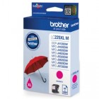 Brother LC225XLM cartus cerneala Magenta, 1.200 pagini