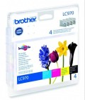 Brother LC970VALBP Pachet cartuse cerneala C+M+Y+BK