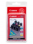 Canon CLI-526 MultiPack, 3 cartuse cerneala C+M+Y