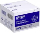 Epson S050650 Toner Black regular, 2.200 pagini
