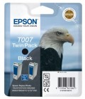 Epson T007 Doublepack Black, 1080 pagini