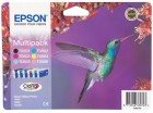 Epson T0807 Multipack Color, 44.4 ml