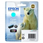 Epson T2632 cartus cerneala Cyan XL, 9.7 ml