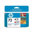 HP CD949A Matte Black and Cromatic Red Printhead (73)