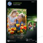 HP Q5451A Everyday Glossy Photo Paper 200g, A4, 25 coli