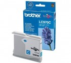 Brother LC970C cartus cerneala Cyan, 300 pagini