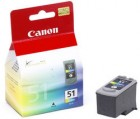 Canon CL-51 cartus cerneala Color XL, 21 ml
