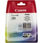 Canon PG40+CL41 pachet cartuse Black (16ml) + Color (12ml)