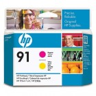 HP C9461A printhead magenta si yellow  (91)