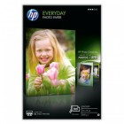 HP Everyday Glossy Photo Paper 200 g/m2 -100 sheet/10 x 15 cm