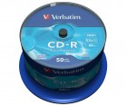 Verbatim CD-R 700 Mb Extra Protection ( 43351), spindle/50